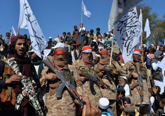 ارگ: طالبان روابطشان را با گروههای تروریستی خارجی، قطع کنند