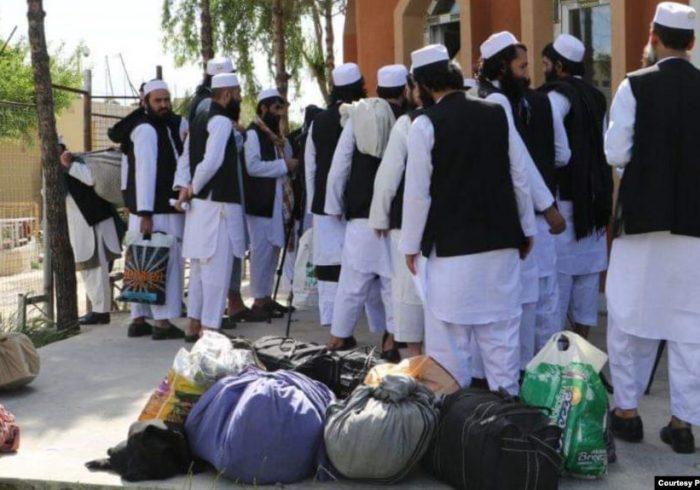 تصمیم در بارۀ رهایی زندانیان گروه طالبان، امروز اعلام میشود
