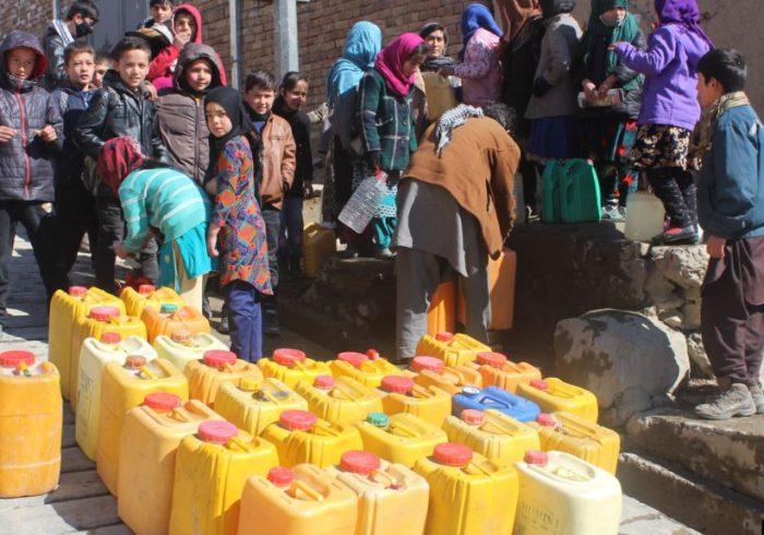 کمبود آب از مشکلات حاد در کابل؛ اداره تنظیم آب: چاههای جذبی حفر شده اند