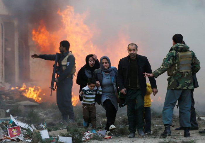 افغانستان ملتی در دو راهی بحران و دور باطل