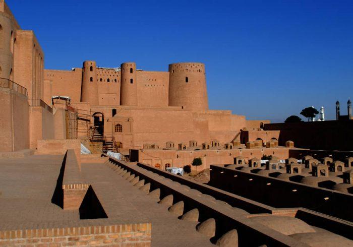 قلعهی اختیارالدین هرات ، قدمت دوهزار ساله