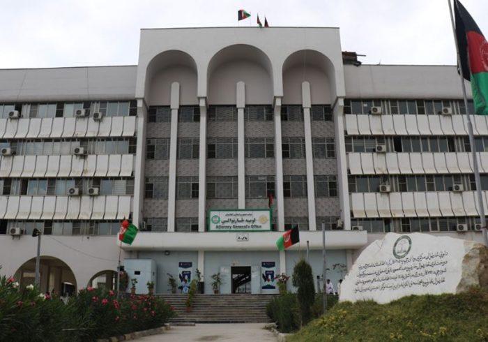 یک سارنوال در ننگرهار به اتهام گرفتن ۳۶ هزار افغانی رشوت بازداشت شد