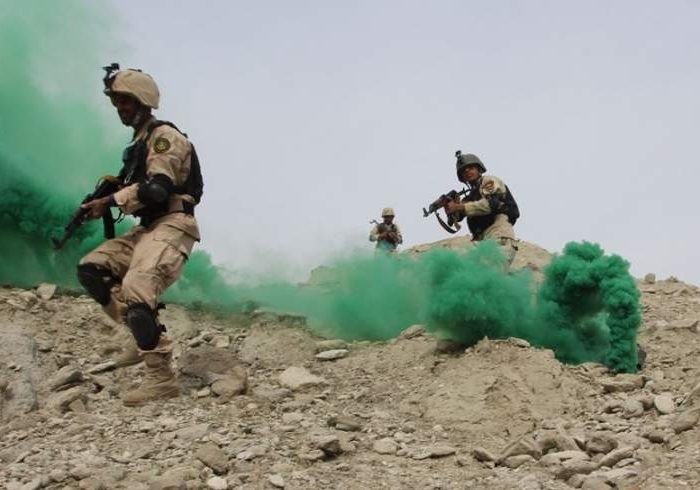 وزارت داخله: ۴۴ عضو گروه طالبان در درگیری با نیروهای امنیتی کشته و زخمی شدند