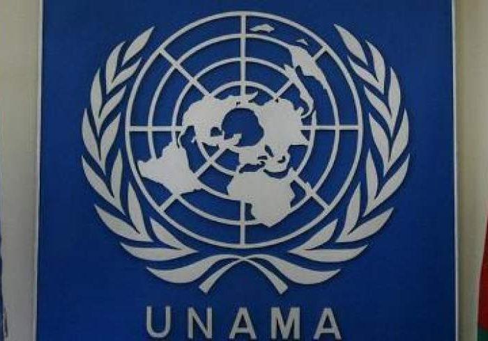 یوناما بار دیگر خواهان کاهش خشونتها از سوی طالبان شد