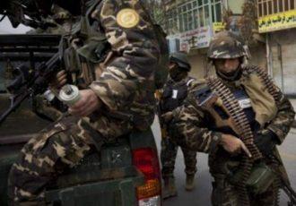 طالبان دو سرباز امنیت ملی در حین ایست بازرسی را ترور کردند