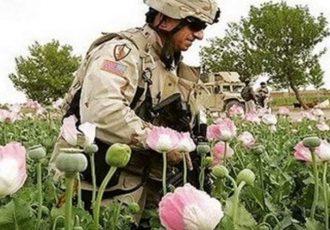 روسیه: اعضای سازمان سیا در افغانستان مواد مخدر قاچاق میکردند
