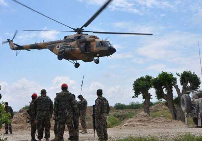 تلفات سنگین طالبان در زابل؛ ۱۹ کشته و ۱۲ زخمی