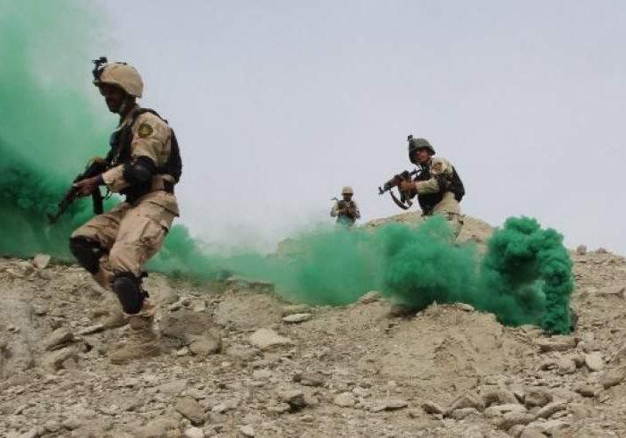 ۱۶  تروریست طالب در ولایت لغمان کشته شدند