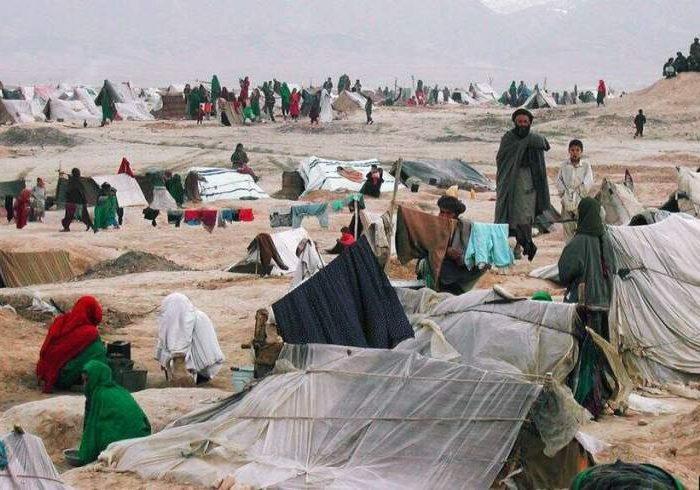 برنامه غذایی جهان به بیش از ده میلیون افغان کمک میکند