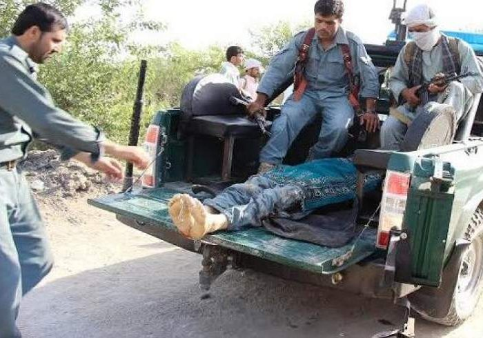 دو سرباز ارتش در ولسوالی قره باغ کابل کشته شدند