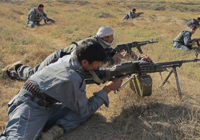درگیری شدید میان نیروهای امنیتی و طالبان در زابل؛ ۱۴ طالب کشته شدند