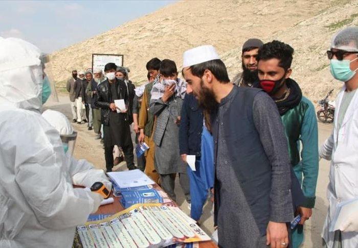 مقابله با کرونا؛ اولین کار مشترک طالبان و دولت در بادغیس