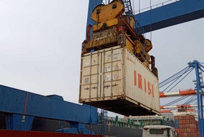 ورود هفتمین کشتی حامل گندم اهدایی هند به افغانستان به بندر چابهار