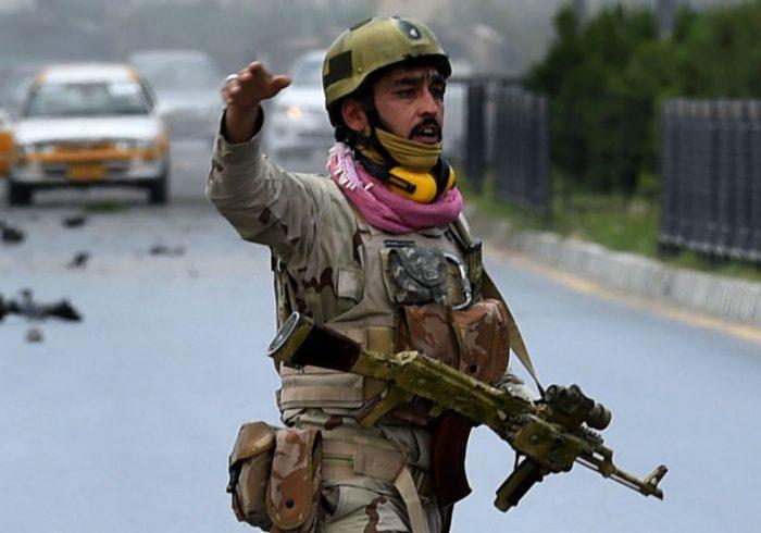 انفجار در کابل دو کشته و پنج زخمی برجای گذاشت