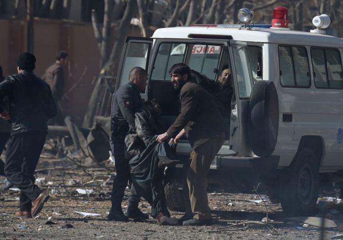 تلفات غیرنظامیان در افغانستان ۶۰ درصد افزایش یافته است