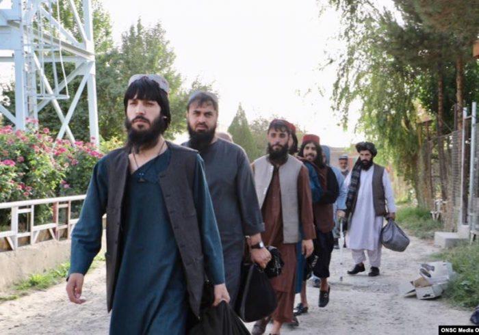 حکومت افغانستان از رهایی ۸۰ زندانی طالبان خبر داد
