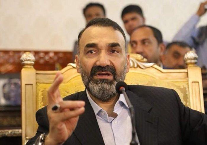 واکنش عطا محمد نور به عملیات نیروهای امنیتی جهت بازداشت کرامالدین کریم