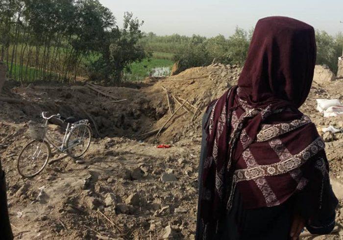 طالبان تلاش دارند کنترل بندر شیرخان را به دست گیرند