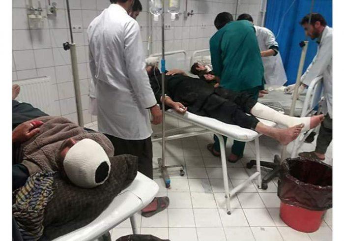 انفجار ماین در ساحه حوزه سوم امنیتی تخار