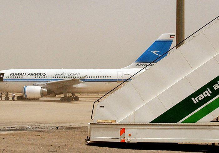 پروازهای افغانستان به کویت به حالت تعلیق درآمد