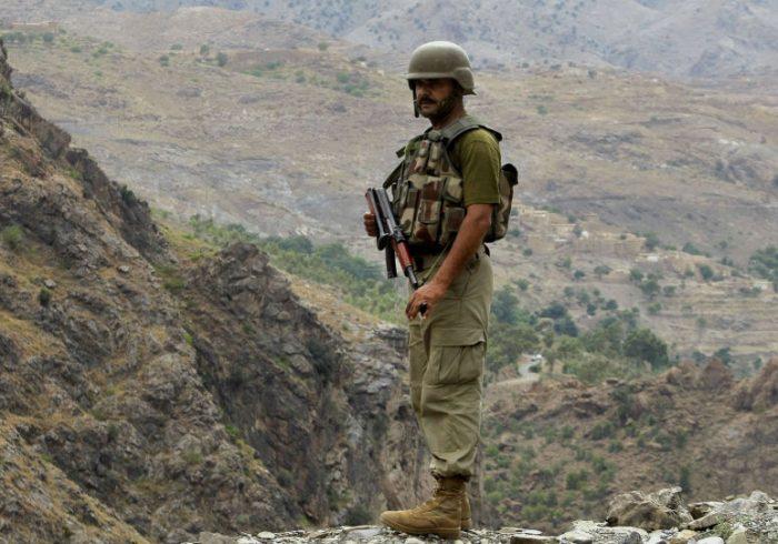 درگیریها در مرز افغانستان و پاکستان با ۲۲ کشته
