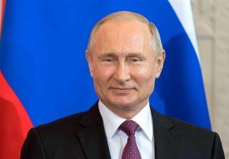 ولادیمیر پوتین لقب رهبر ممتاز جهان را حفظ نمود