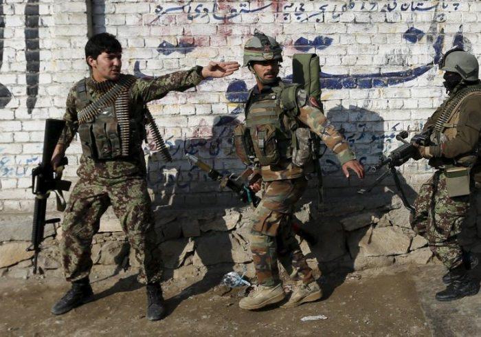 سربازان اسیر شده بدست طالبان در ولسوالی خاک جبار کابل، کشته شده اند