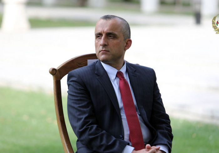 واکنش امرالله صالح به انتقادات درمورد هزینه برگزاری لویه جرگه