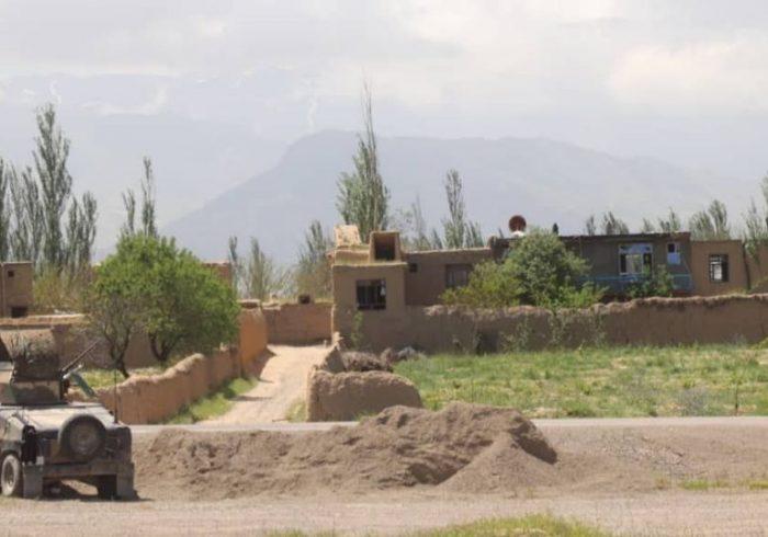 تلفات طالبان در ولایت فاریاب