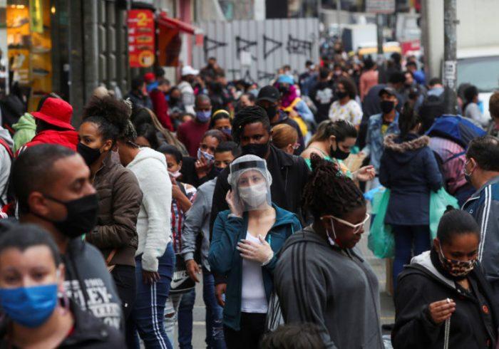 کرونا در برازیل؛ شمار مبتلایان از مرز ۲٫۷ میلیون نفر گذشت