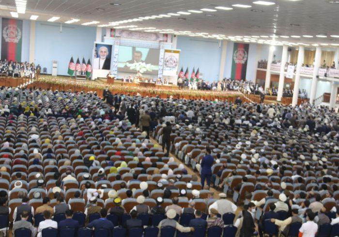 تایید رهایی ۴۰۰ زندانی طالبان از سوی لویهجرگه مشورتی صلح