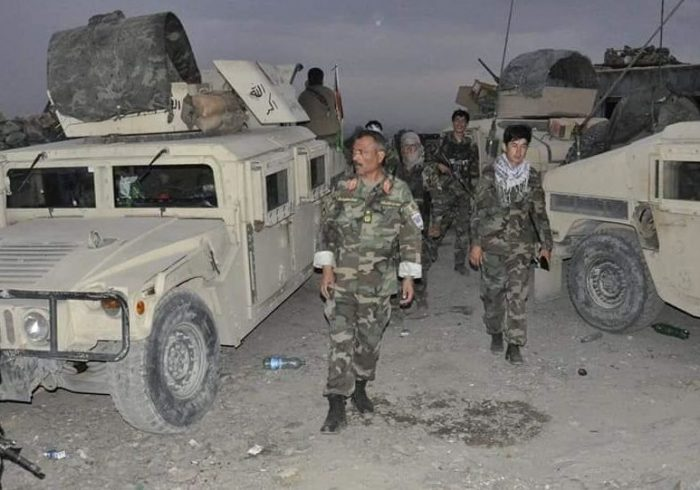 جنگجویان گروه طالبان با یورش بر نیروهای دولتی افغانستان ۱۵ کشته و زخمی دادند