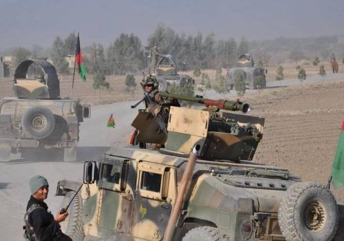 جلوگیری از حمله طالبان در ارزگان به کشته شدن ۵ طالب انجامید