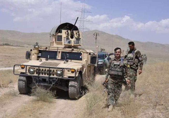 کشته و زخمی شدن ۹ جنگجوی طالبان در غزنی
