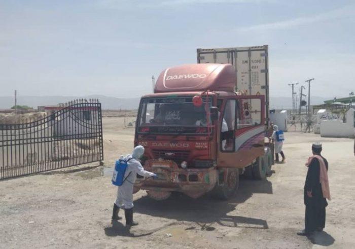باز شدن گذرگاه مرزی اسپین بولدک به روی رفت و آمد