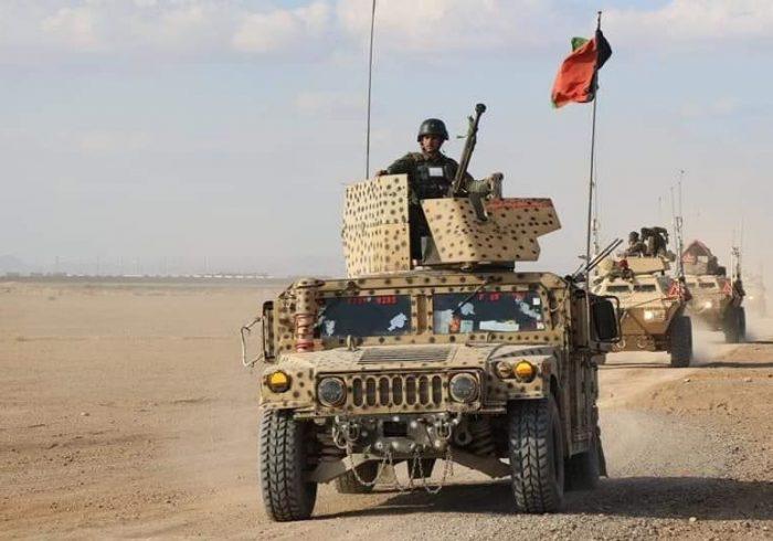 کشته شدن ۳۰ جنگجوی گروه طالبان در زابل