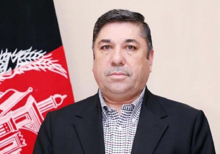 دگرجنرال عبادالله عباد بهعنوان معاون مشاور امنیت ملی تعیین شد