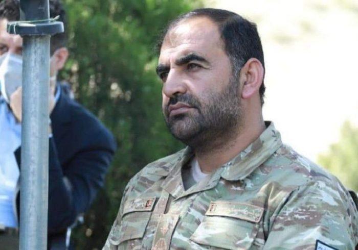 امانالله واحدی فرمانده پولیس کابل برکنار شد