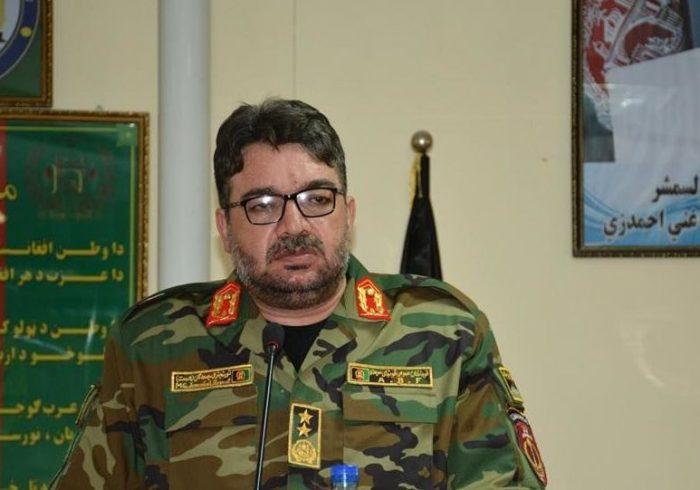 جنرال جمعهگل همت بهعنوان فرمانده پولیس کابل تعیین شد