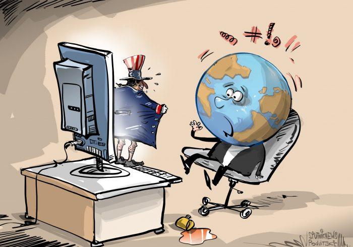 بیشترین یورش های سایبری در جهان توسط امریکا انجام می شود