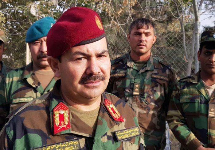 زخمی شدن معاون قول اردوی ۲۰۹ شاهین در درگیری با طالبان در فاریاب
