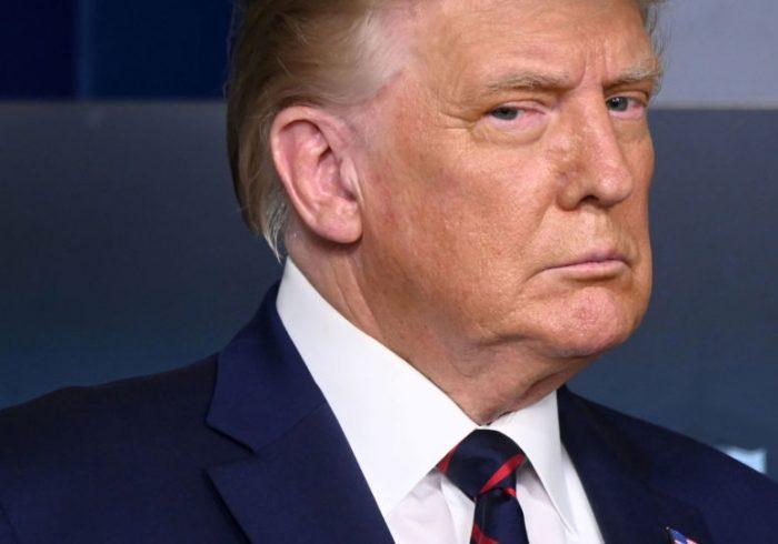 ترامپ اعضای کنگره را به افشای اطلاعات محرمانه متهم کرد