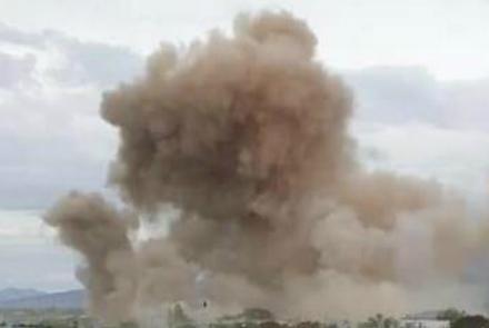انفجار ماین کنار جاده در غزنی؛ ۷ غیرنظامی جان باختند