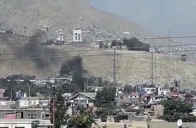سالروز استقلال افغانستان و راکت پرانی طالبان در شهر کابل