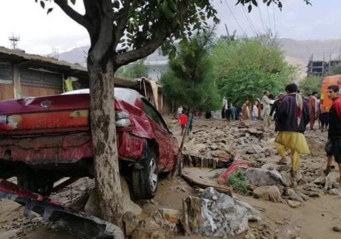 افزایش قربانیان سیلابها در پروان