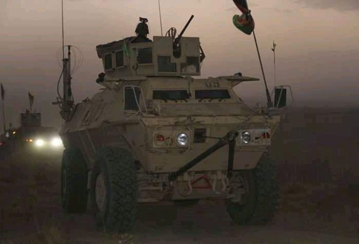 وزارت دفاع ملی: در حمله پیشگیرانه نیروهای امنیتی ۳۱ طالب در کندز کشته شدند