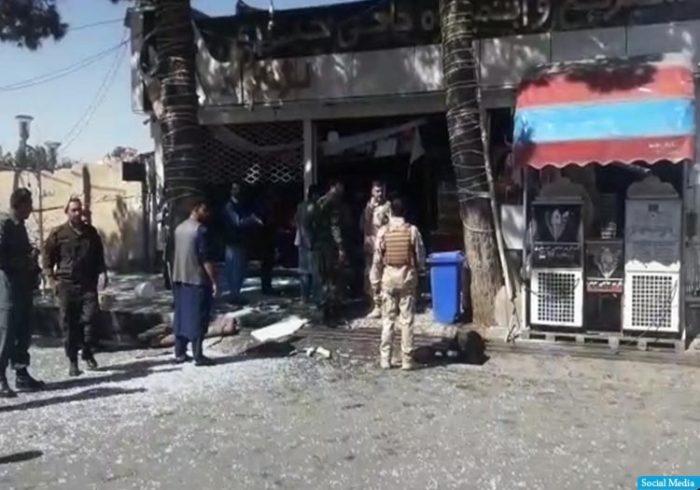 انفجار ماین جاسازی شده در هرات چهار زخمی به جا گذاشت