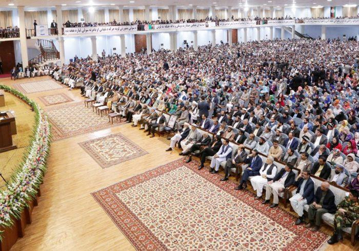 کابل روز جمعه میزبان سومین  لویهجرگه مشورتی صلح است