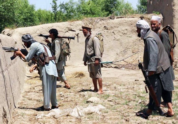 نه نیروی خیزش مردمی در حمله شبهنگام طالبان در تخار کشته شدند