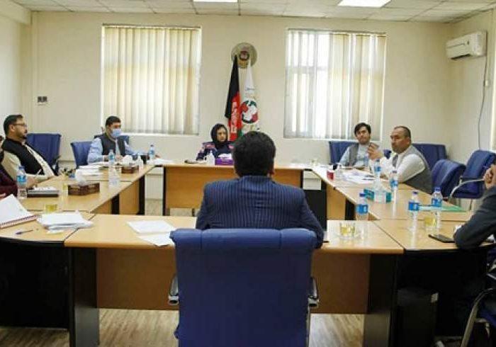 کمیسیون انتخابات در مورد انتخابات پارلمانی غزنی بحث کرد